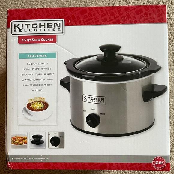 Select Brands Kitchen Slow Cooker Poshmark